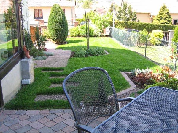 Les bonnes id es les bons plans for Jardin en longueur